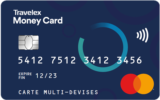 Travelex Money Card de Travelex