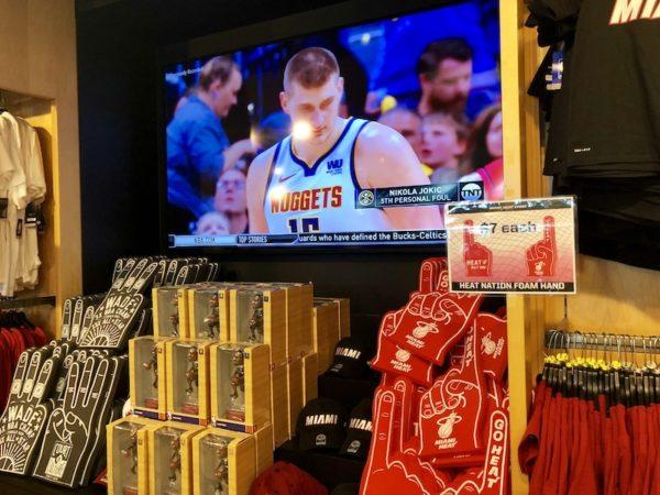 Miami Heat Store Miami
