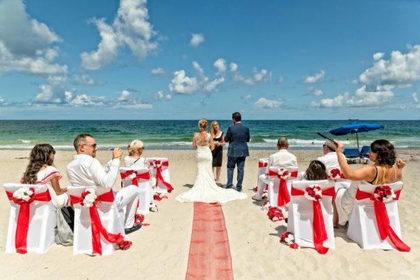 organiser son mariage à Miami