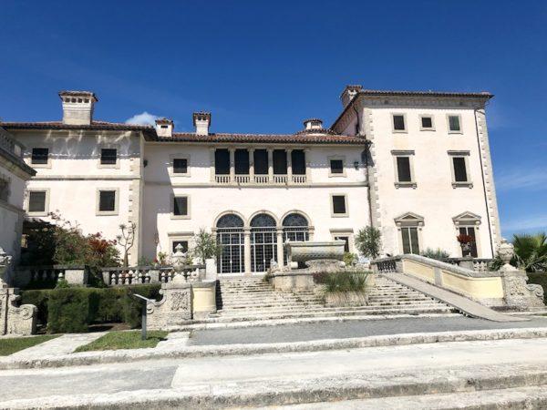 Visite Villa Vizcaya à Miami