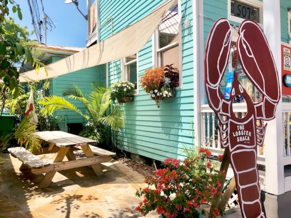 Lobster Shack Key West