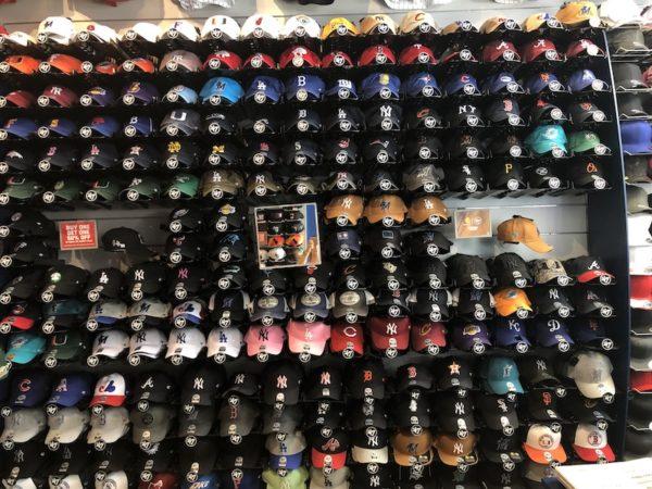 Lids, la boutique de casquettes à Miami Beach - Bons plans