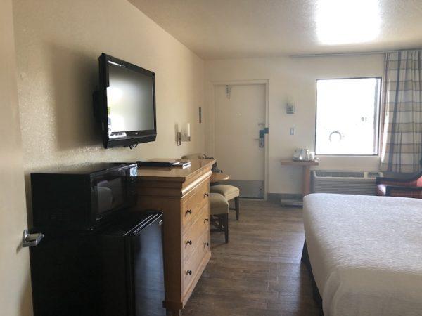 travelodge by wyndham florida city-motel à l'entrée des Everglades
