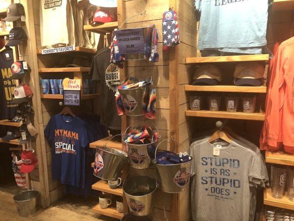 souvenir Bubba Gump Miami