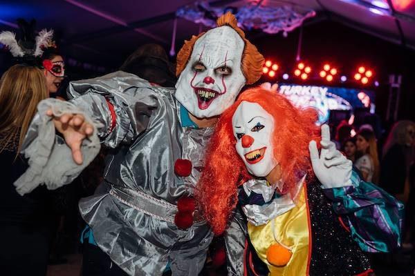 Halloween à Wynwood Miami