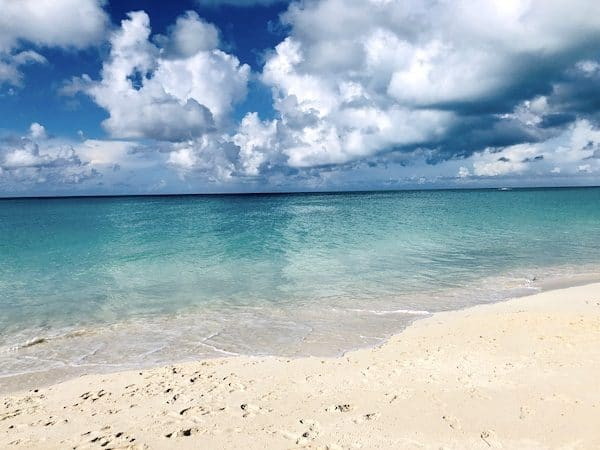 Plage Bimini Bahamas