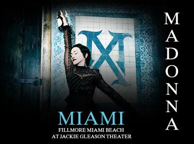 Madame X Tour Miami