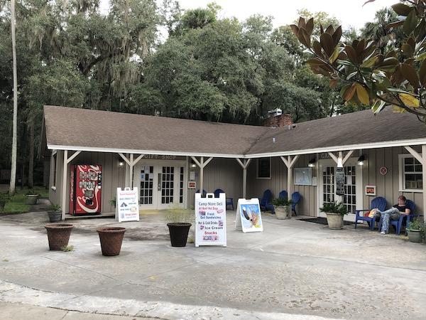 Blue Spring State Park Floride