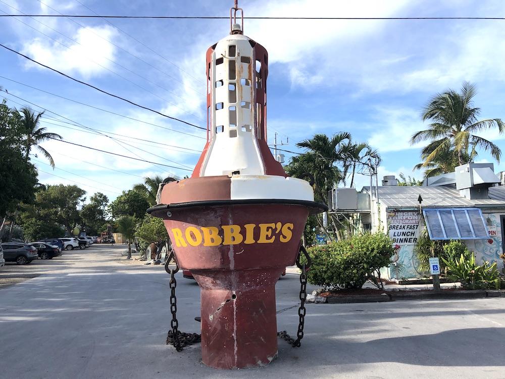 Chez Robbie's Islamorada