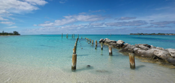 nassau bahamas jaws beach