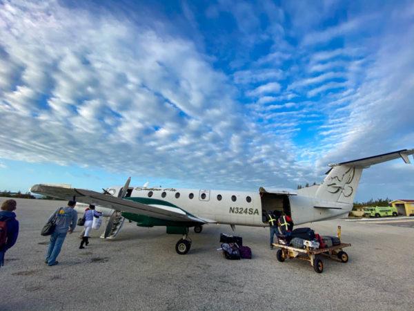 Long Island bahamas avion