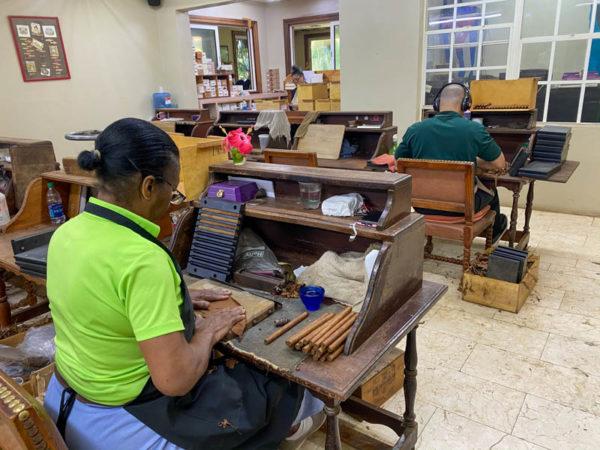 nassau bahamas  Graycliff Hotel cigares