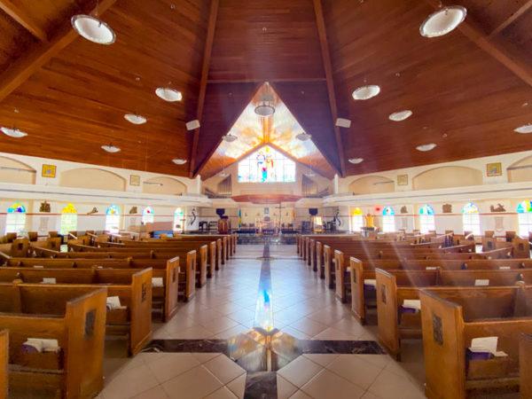 nassau bahamas cathedrale st francis