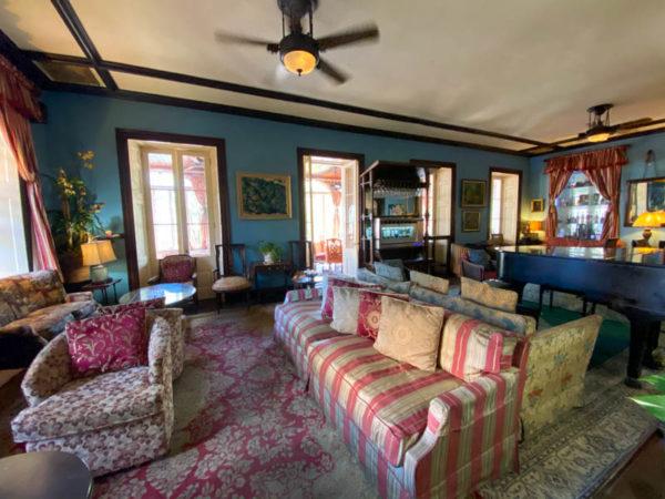 nassau bahamas  Graycliff Hotel