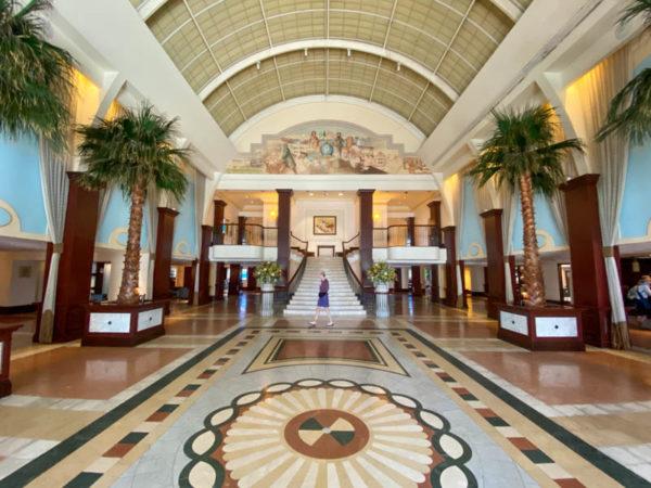 hall British Colonial hôtel Hilton nassau bahamas