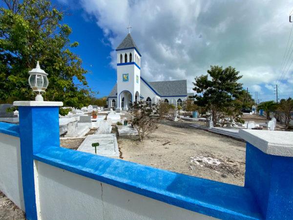 Long Island bahamas eglise
