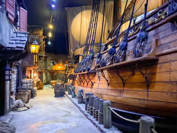 nassau bahamas musee pirates