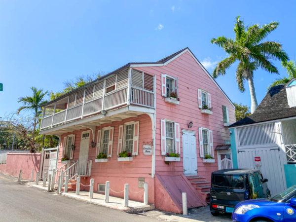 nassau bahamas balcony house
