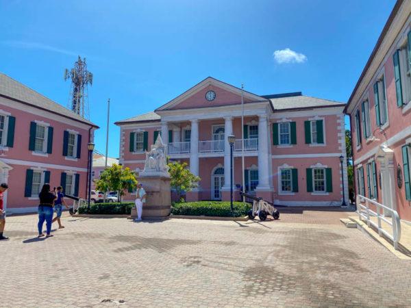 nassau bahamas Parlement des Bahamas