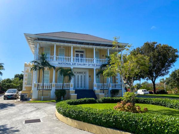 nassau bahamas national art galery