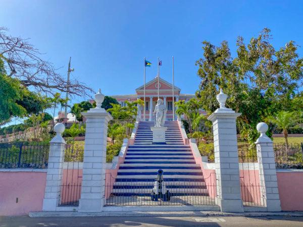 nassau bahamas maison gouverneur