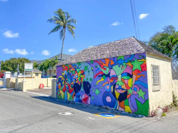 nassau bahamas street art