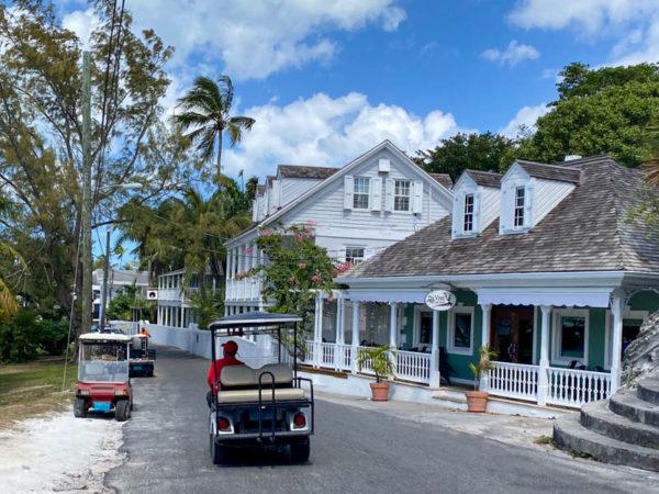 Harbour Island voiturette