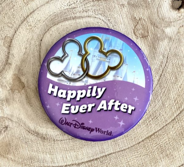 Badge Magic kingdom Orlando