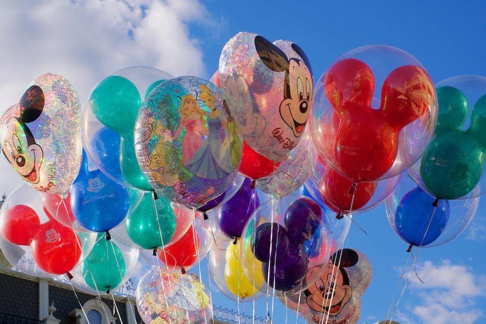 ballons Mickey Orlando