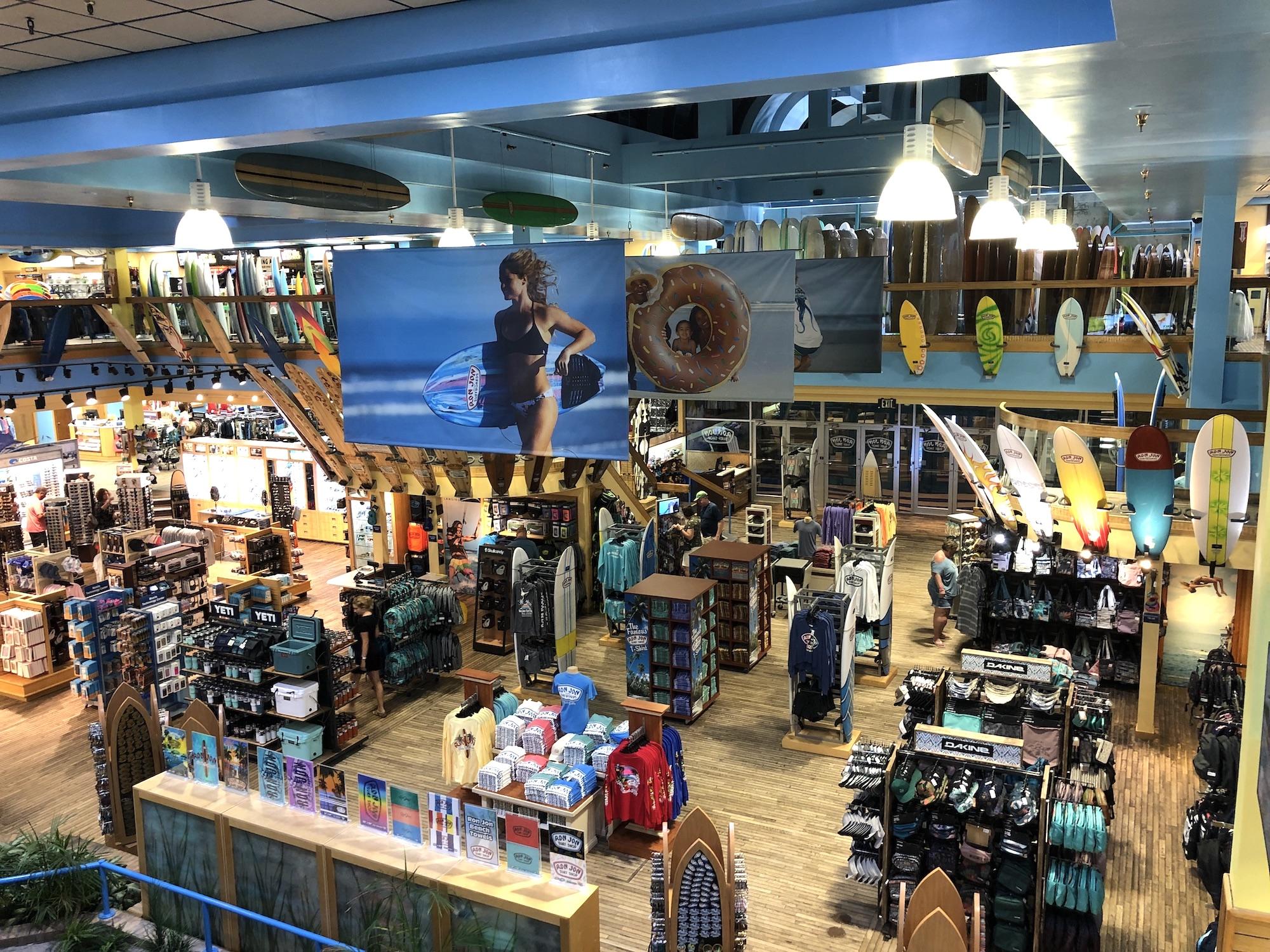 ron-jon-surf-shop- boutique-incontournable-cocoa-beach-20