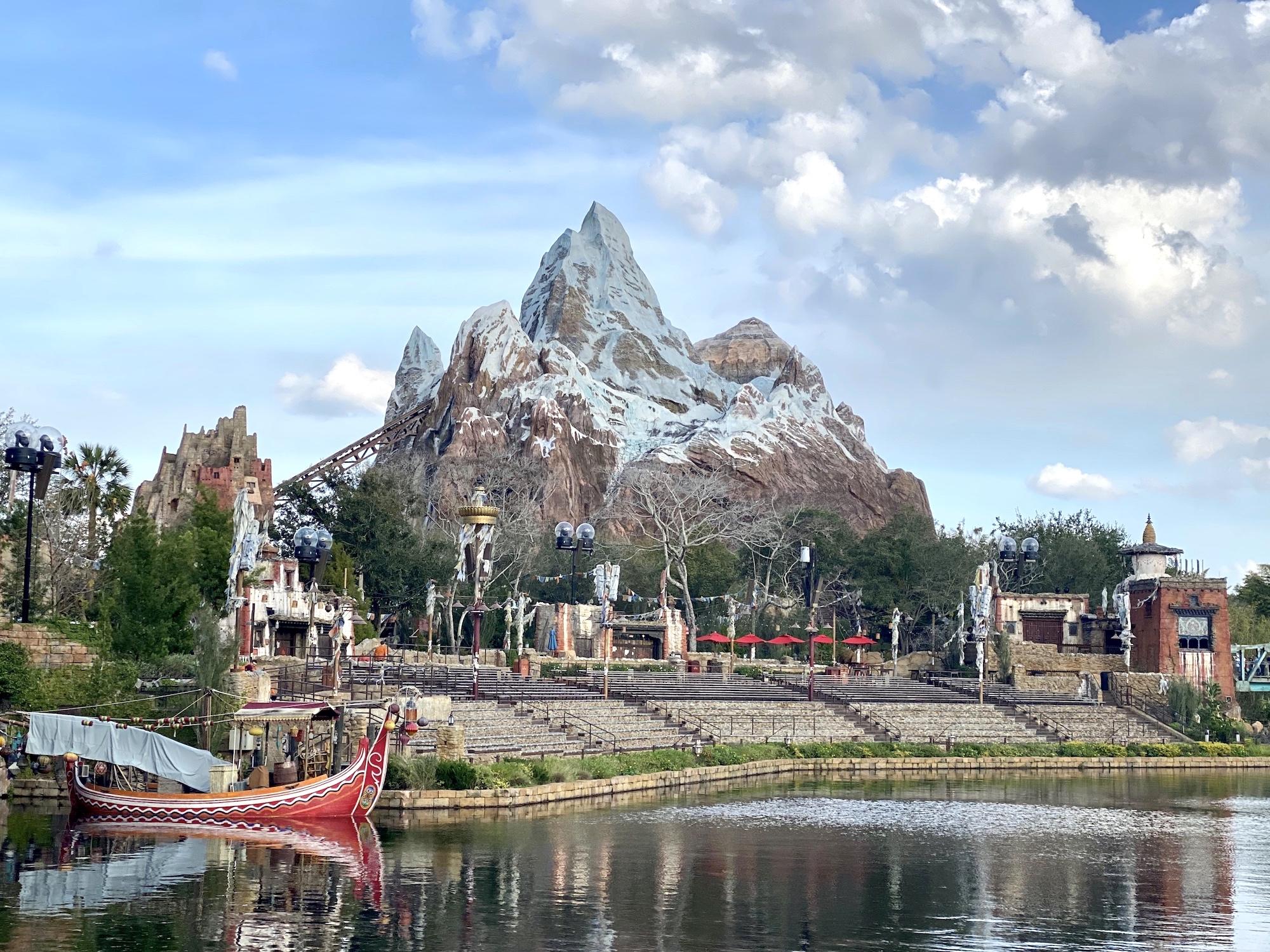 Expedition Everest Animal Disney's Animal Kingdom