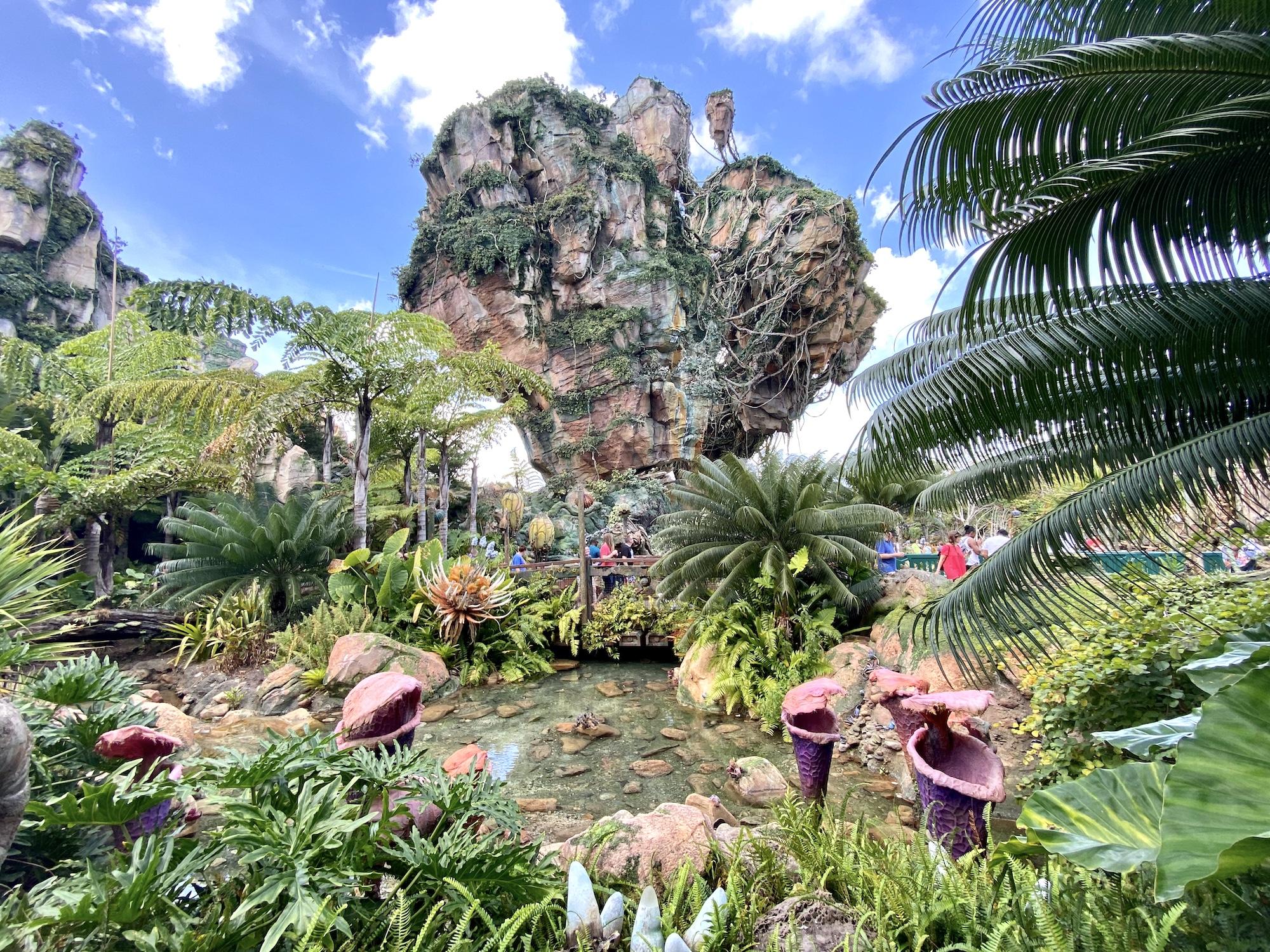Pandora The World of the Avatar